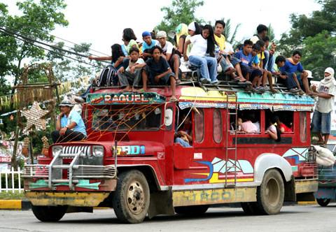 Resultado de imagen de geep filipinas overcrowded