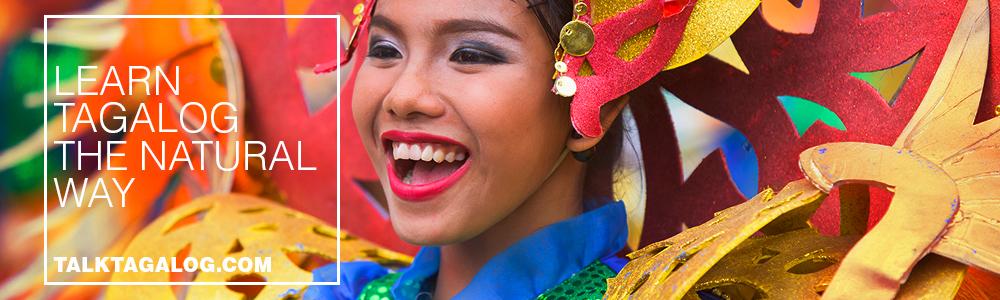 Talk Tagalog – Learn Tagalog the Natural Way